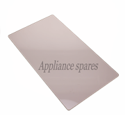 DIXON GAS STOVE INNER DOOR GLASS<br/>375 X 210mm