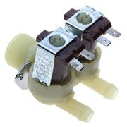 DEFY FRONT LOADER WASHING MACHINE WATER INLET VALVE (DOUBLE)