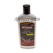 WEIMAN GLASS TOP CLEANER AND POLISH (283g)