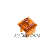SQUARE LENS FOR NEW NEON PILOT LIGHT AMBER WITH TRIANGLE