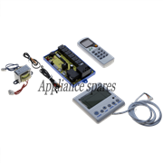 UNIVERSAL AIRCON PC BOARDWITH WALL MOUNT CONTROLLER AND REMOTE