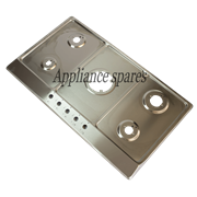 ARDO HOB STAINLESS STEEL TOP PANEL