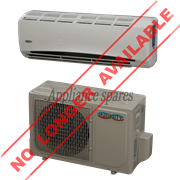 INFINITY AIR CONDITIONER 12000 BTU MIDWALL SPLIT INCLUDING 3m PIPE KIT**DISCONTINUED