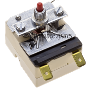EGO CUTOUT THERMOSTAT 340°C (WITH RESET)