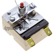 EGO CUTOUT THERMOSTAT 153°C (WITH RESET)