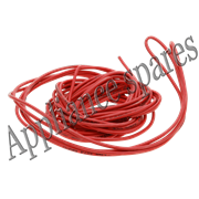 4mm RED SILICON WIRE (PER METRE)