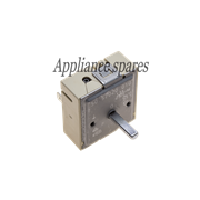 KELVINATOR GLASS TOP PLATE SWITCH (ANTI CLOCKWISE) <br &#47; > EGO: 50.57020.010