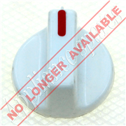 DEFY CONTROL KNOB FOR 5mm SHAFT (RED STRIPE) **DISCONTINUED