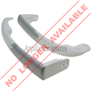 LG FRIDGE DOOR HANDLE (SET OF 2)(WHITE)**DISCONTINUED