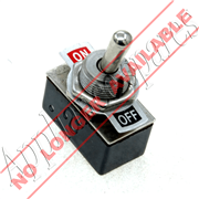 TOGGLE SWITCH ON/OFF 3 AMP**DISCONTINUED
