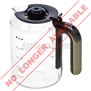 RUSSELL HOBBS COFFEE MAKER GLASS JUG