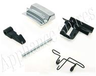 INDESIT FRONT LOADER WASHING MACHINE DOOR HANDLE KIT