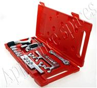 FLARING TOOL KIT and SWAGING