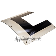 FALCO EXTRACTOR HOOD GLASS