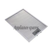 ARCAIR EXTRACTOR ALUMINIUM FILTERS <br &#47;> 370mm x 260mm