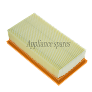 KARCHER VACUUM CLEANER PLEATED FILTER