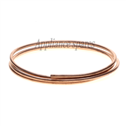 "SOFT DRAWN COPPER TUBING 1/4"" (2 METER)"