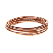 "SOFT DRAWN COPPER TUBING 1/4"" (5 METER)"