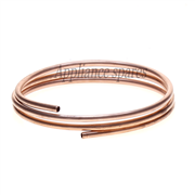 "SOFT DRAWN COPPER TUBING 3/8"" (2 METER)"
