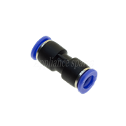 STRAIGHT CONNECTOR 8MM - 8MM