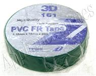 GREEN INSULATION TAPE 0,2mm X 18mm X 20m