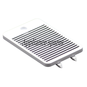 DIXON SIDE BY SIDE FRIDGE AIRFLOW CHANNEL COVER