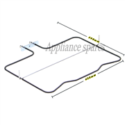 DEFY GAS/ELECTRIC STOVE BAKE ELEMENT (1800W)