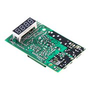 DEFY MICROWAVE OVEN PC BOARD