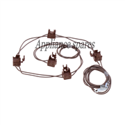 DEFY GAS ELECTRIC STOVE MICRO SWITCH HARNESS
