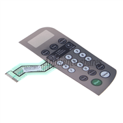 DEFY MICROWAVE OVEN TOUCH PAD