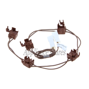 DEFY GAS STOVE MICRO SWITCH HARNESS