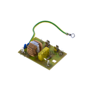 DEFY MICROWAVE OVEN NOISE FILTER PC BOARD