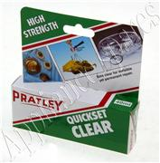CLEAR PRATLEY EPOXY