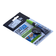 BOSTIK FIX AND FLASH GLUE AND LIGHT