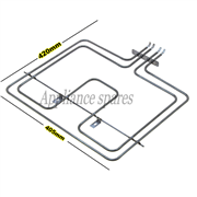 DEFY OVEN GRILL ELEMENT (1250W + 1250W)