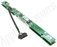 ELETTROMEC EXTRACTOR DISPLAY PC BOARD
