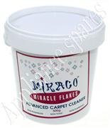 DRY CARPET CLEANING FLAKES (500g)