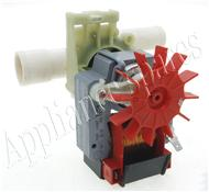 BARLOW FRONT LOADER WASHING MACHINE DRAIN PUMP