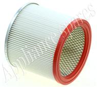 HOOVER VACUUM CLEANER CARTRIDGE FILTER CLOSED ONE END