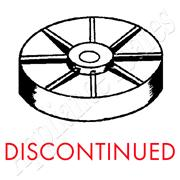 ELECTROLUX VACUUM CLEANER REAR WHEEL**DISCONTINUED