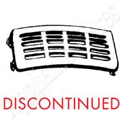 ROWENTA VACUUM CLEANER FILTER GRILL**DISCONTINUED