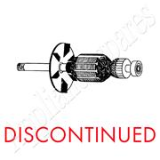 KIRBY VACUUM CLEANER ARMATURE**DISCONTINUED