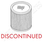 WAP VACUUM CLEANER CARTRIDGE FILTER**DISCONTINUED