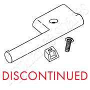 INDESIT DISHWASHER DOOR HANDLE**DISCONTINUED