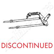 INDESIT DISHWASHER DOOR LOCK ASSEMBLY**DISCONTINUED