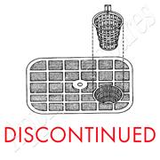 INDESIT DISHWASHER INNER BOTTOM SIF**DISCONTINUED