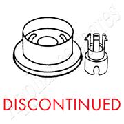 INDESIT DISHWASHER LOWER BASKET WHEEL**DISCONTINUED