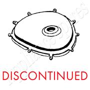 INDESIT DISHWASHER MAIN PUMP REAR COVER**DISCONTINUED