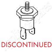 INDESIT DISHWASHER SAFETY THERMOSTAT**DISCONTINUED
