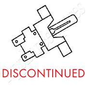 INDESIT DISHWASHER MAIN SWITCH 6 CONTACTS**DISCONTINUED